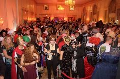 halloween ball at the hawthorne hotel not to be missed2012s
