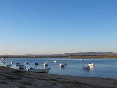 Let's go fishing in Praia de Faro, Algarve