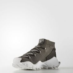 new concept 79841 8d636 Adidas White Mountaineering Seeulater Cadet Blue Trainers NO.S80531  Light-footed