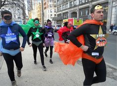 """They call their justice league """"The Fast Five"""" and their mission is to """"Save the T."""" http://www.boston.com/yourtown/boston/downtown/gallery/fast_five_superheroes?pg=2"""