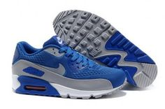 reputable site 1af8a c125f Buy Nike Air Max 90 Premium EM Royal Blue Cool Grey White Authentic from  Reliable Nike Air Max 90 Premium EM Royal Blue Cool Grey White Authentic  suppliers.