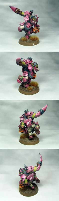 VARAG GHOUL-CHEWER - BLOOD BOWL