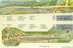 Hochschwarzwald 03 - Lenzkirch and Bonndorf trackplan