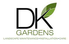 DK Gardens | logo design