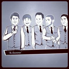 Classic Vested T www.GroomsPartyTs.com #groomsmenGift #RehearsalDinner #groomsmen #BachelorWeekend
