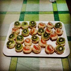 Tortini di frutta