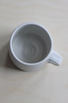 Lane & Parkwood Pottery Stoneware - Mug: Speckled White £16