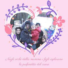 Auguri a Micaela, auguri a tutte le mamme del mondo 💗