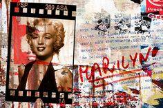 Detail page - Meest uitgebreide collectie fotografie op plexiglas en grote schilderijen Pop Art, Baseball Cards, Art Pop
