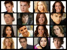Terri, Spinner, Paige, Alex, Jay, Craig, Ellie, Marco, Hazel, Jimmy, Ashley, Sean, Emma, Toby, Manny and J.T