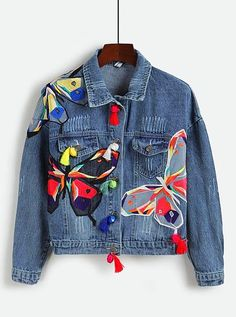 154cedd842f Fall-Kanye West Clothes streetwear mens autumn winter denim blue men jacket  ripped quality hip hop swag Justin bieber mens coats in 2019 | Denim Jackets  ...