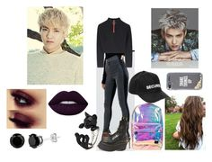"""""""R E W I N D"""" by youngandreckless-harley ❤ liked on Polyvore featuring ASOS, R13, Spiral, Vetements, Kate Spade, KRISVANASSCHE and Morphe"""