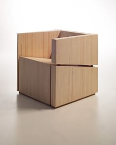cube chair — Krivtsova