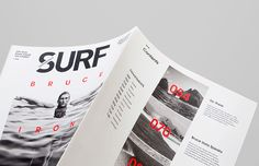 Transworld Surf Redesign on Behance