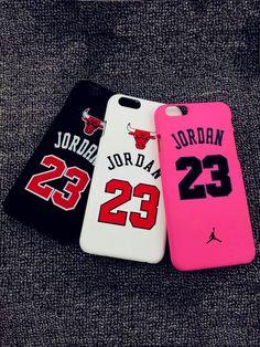 NBA Michael Jordan 23 PC Hard Phone Cases for iPhone 5 5s 6 6s 6Plus 6sPlus