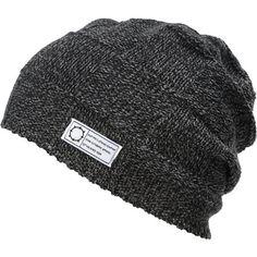Empyre Yosemite BLack Knit Beanie