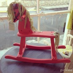 41 Best Rocking Horse Plans Images On Pinterest Rocking Horse