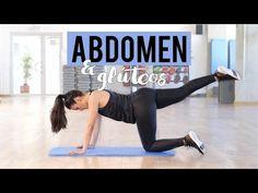 Rutina ejercicios para tonificar el cuerpo | 20 minutos - YouTube