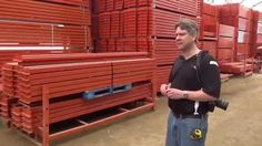 Tutorial Guide to Pallet Rack Quick Ship  - Pallet Rack Beams