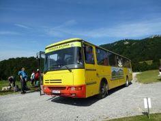 Premávka turistického autobusu na Kráľovu studňu vroku 2017 (29.4.-29.10.2017) • imhd.sk Banská Bystrica