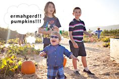 Going Places {Underwood Family Farm Pumpkins} | This Mom's Gonna SNAP!