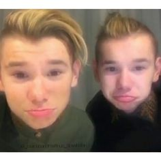 They're so cute♥ (most Martinus Keep Calm And Love, My Love, Twin Humor, Ed Sheeran, My Everything, True Love, Norway, Fandoms, Funny Twins