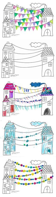 La ville en fête / Kdyz mesto slavi
