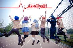Angel Beats!_My Soul, Your Beats! by hybridre.deviantart.com on @deviantART