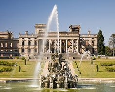 Witley Court, Great Witley, Worcestershire.