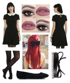 """""""Funeral (I don't know lol XD)"""" by isabella3612 ❤ liked on Polyvore featuring Fallon"""