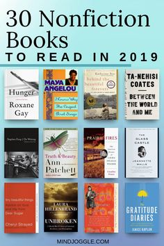04c89fde1442 30 Memoirs and Nonfiction Books to Read in 2019. Must-read nonfiction books  for