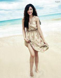 SNSD - Tiffany 티파니 (Hwang MiYoung 황미영) #소녀시대