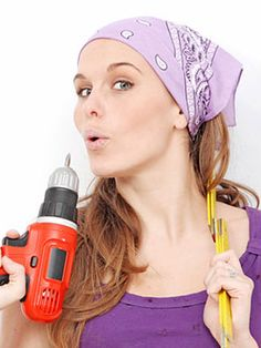 5 Easy-to-Do Household Repairs - - - Fix it yourself and save a fortune