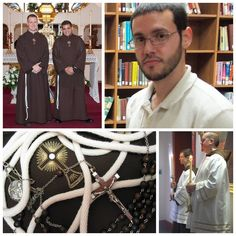 On Aug. 2nd Br. Matthew & Br. Paul renew their vows, Br. John & Br. James make their 1st Profession of Vows, and our Postulant Arnaldo receives his Franciscan habit & new name.  Pray for them as they prepare for their next phase in religious life. Watch the event live this Friday @EWTN Global Catholic Network Global Catholic Network at 8:00 AM EST