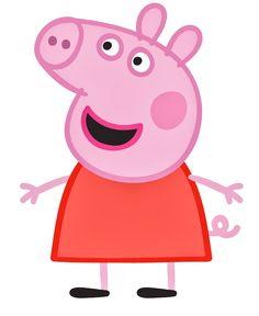 Peppa Pig Cardboard Cutout - each Peppa Pig Cartoon, Peppa Pig Drawing, Peppa E George, George Pig, Pegga Pig, Peppa Pig Wallpaper, Peppa Pig Imagenes, Pig Png, Peppa Pig Party Supplies