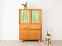 1950er Küchenschrank, Schrank, 50er, Vintage, 60er von MID CENTURY FRIENDS auf DaWanda.com