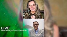 Live - Bruna Lombardi e Divaldo Franco | Reencarnações: Vidas Passadas Youtube, Live, Hdd, Videos, Past Life, Youtubers, Youtube Movies