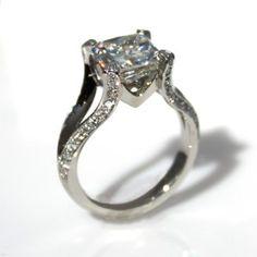 Portland Custom Jewelry and Wedding Ring Design