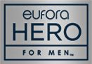 Eufora Hero - Products that feel great, smell great and above all perform. Eufora HERO for Men is designed for the selective man who deserves to look as good as he feels. Transform your daily shower and shave routine into the ultimate grooming experience, because great products are not just for her.