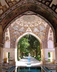 garden, Iran Just looking at this makes me remember ancient persian poetry Persian Architecture, Art And Architecture, Beautiful Architecture, Perse Antique, Teheran, Persian Garden, Iran Travel, Persian Poetry, Ancient Persian