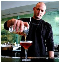 Bar Manager Erik Adkins - Slanted Door - Find. Eat. Drink.