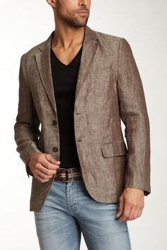 smart casual blazer men