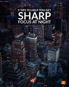 9 Tips to Help you get Sharp Focus at Night. Learn how to take great pictures at night. Moon Photography, Landscape Photography Tips, Photography Lessons, Photography Camera, Amazing Photography, Photography Ideas, Street Photography People, London Street Photography, Sharp Photo