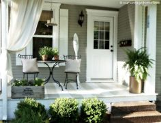 awesome 25 Awesome Small Front Porch Design Ideas https://homedecort.com/2017/04/10/25-awesome-small-front-porch-design-ideas/