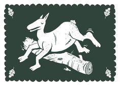 MEGASINGI | OH MY DEER Deer, Have Fun, Moose Art, Joy, Drawings, Illustration, Animals, Animales, Animaux