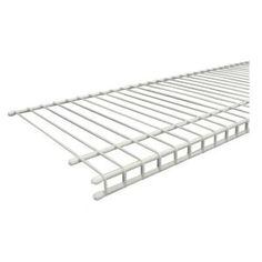 ClosetMaid Selectives 14 In. White Metal Shelf Support Kit | Closeted |  Pinterest | Shelf Supports, Metal Shelves And Shelves