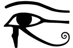 he Eye of Horus is an ancient Egyptian symbol of protection, royal power and good health. The eye is personified in the goddess Wadjet. It is also known as ''The Eye of Ra''. Osiris Tattoo, Horus Tattoo, Egyptian Mythology, Egyptian Symbols, Egyptian Eye Symbol, Egyptian Goddess, Ancient Symbols, Ancient Aliens, Ancient Artifacts