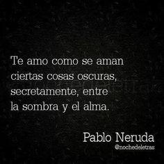 Pablo Neruda ♡..