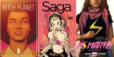 14 Graphic Novels and Comics Every Twentysomething Woman Should Read   Do you like intrigue and dazzling illustrations? Here you go.