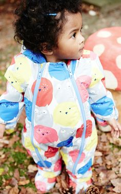 Owl snowsuit - cutest thing ever
